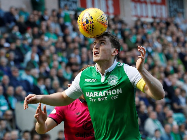 Paul Hanlon happy to be back for Hibernian after concussion