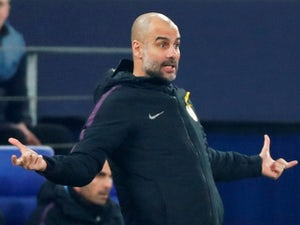 Guardiola warns City 'don't have a chance' if Schalke errors are repeated