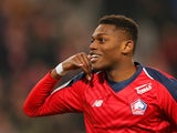 Lille's Rafael Leao pictured in February 2019
