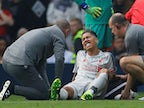 Liverpool striker Roberto Firmino suffers ankle injury against Manchester United