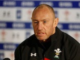 Robin McBryde pictured in March 2013