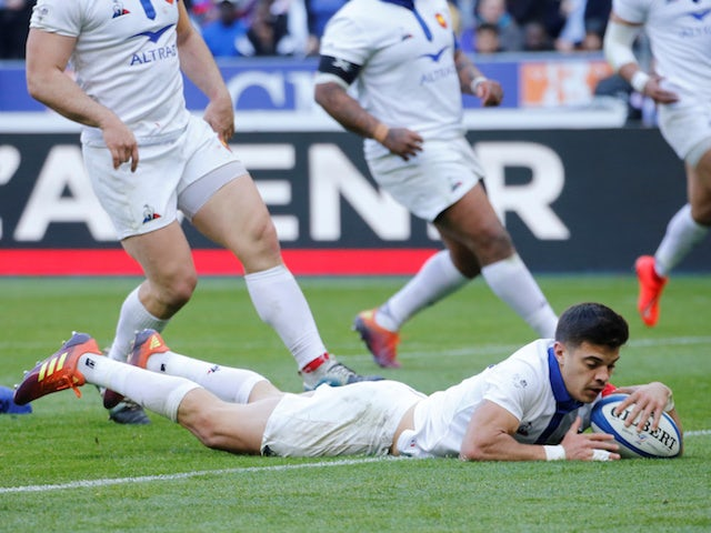 France select Romain Ntamack for Six Nations title decider