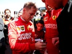 Sebastian Vettel fastest in first practice for Chinese Grand Prix