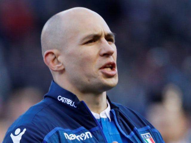 Italy coach Sergio Parisse angry after All Blacks clash cancelled