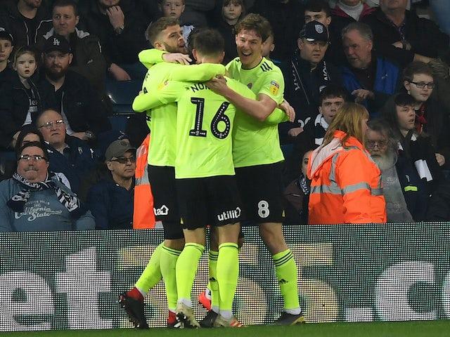 Result: Dowell's maiden Sheffield United strike sinks Albion
