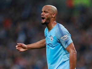 Man City discussing new deal with Kompany?