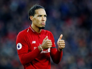 Robertson paints picture of Reds rock Van Dijk as player of the year
