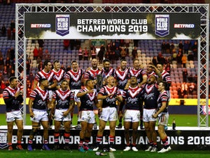 Sydney Roosters punish poor Wigan start to win World Club Challenge