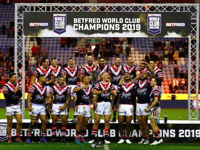Result: Sydney Roosters punish poor Wigan start to win World Club Challenge