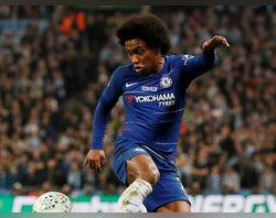 Barcelona 'turn down chance to sign Willian'