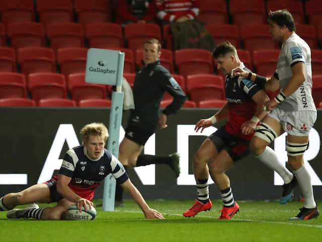 Result: Bristol edge out Gloucester to take first Premiership win of 2019