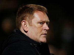 David Hopkin stands down as Bradford boss