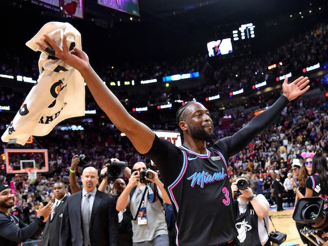 Result: Dwyane Wade edges Heat victory over Warriors on the buzzer