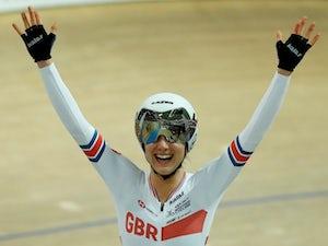 Elinor Barker has full focus on Tokyo Olympics