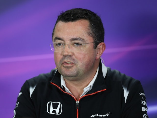 Boullier knew McLaren-Honda would fail