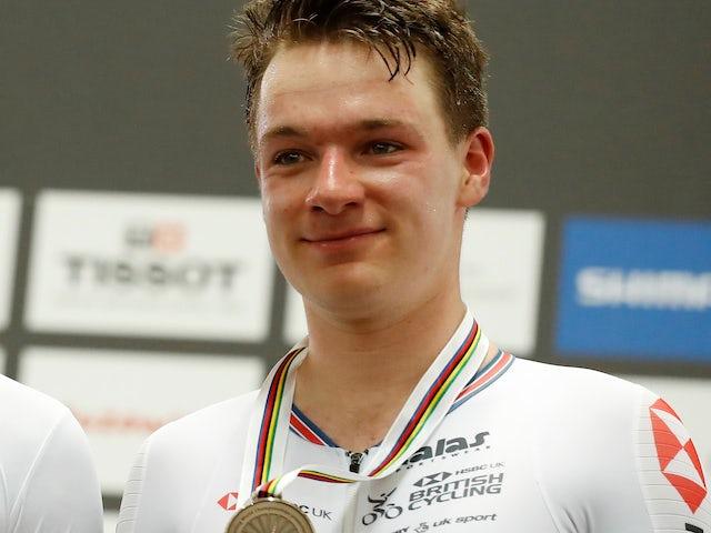 Result: Hayter wins bronze for Great Britain in omnium