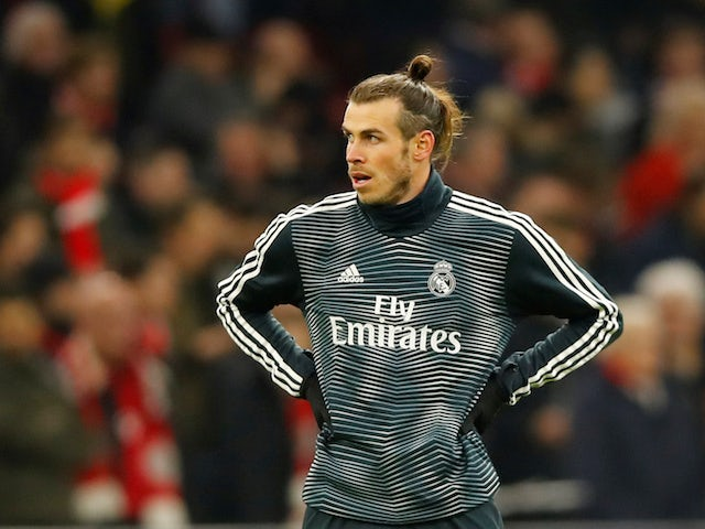 dcb39e2c30f Tottenham Hotspur to make loan bid for Real Madrid forward Gareth ...