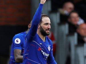 Gonzalo Higuain open to Chelsea stay