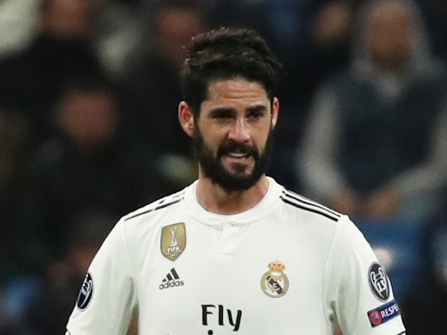 Guardiola 'wants Isco as David Silva replacement'