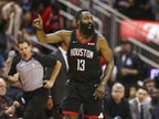 Result: Houston Rockets inspired by James Harden