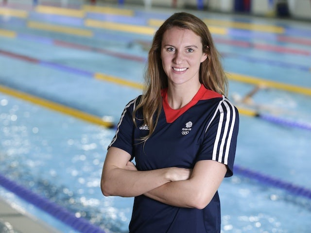 Olympic swimmer Jazz Carlin reveals struggle with body image