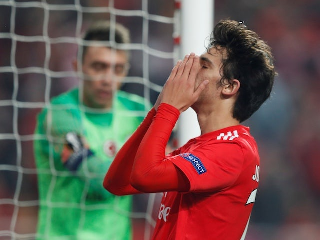 Mendes 'offers Joao Felix to Real Madrid'