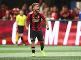 Josef Martinez in action for Atlanta United on December 8, 2018