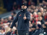 Liverpool manager Jurgen Klopp on February 27, 2019
