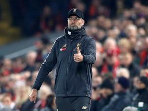 Liverpool manager Jurgen Klopp on February 27, 2019