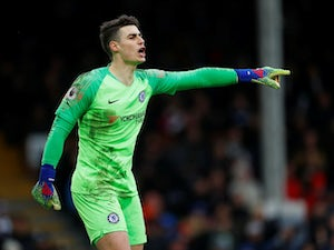 How Kepa fared on return to Chelsea line-up