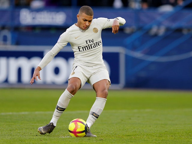 Mbappe plays down Real Madrid talk