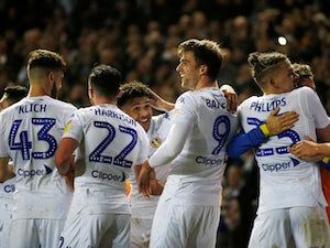 Leeds reclaim top spot with West Brom mauling