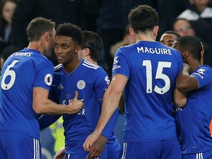 Gray: 'Leicester have no worries about Maguire'