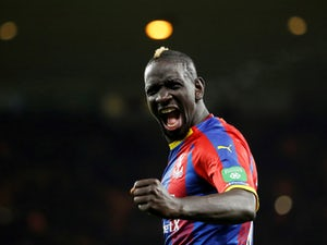 Crystal Palace defender Sakho returns to training