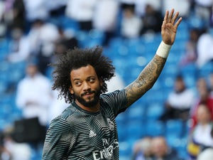 Marcelo ruled out for remainder of La Liga season