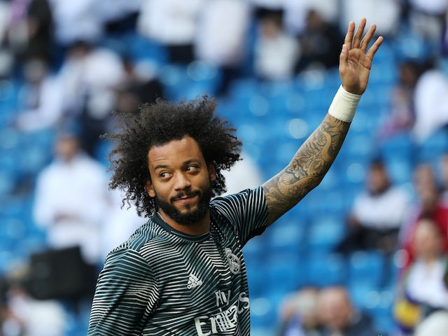 Marcelo suggests he rejected Juventus move