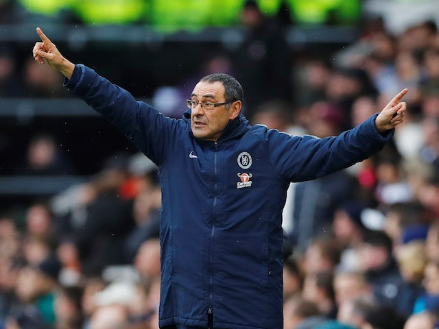 Maurizio Sarri not interested in speculation about his future at Chelsea