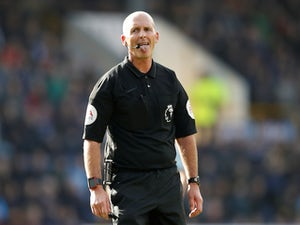 Video: Mike Dean celebrates enthusiastically as Tranmere reach playoff final