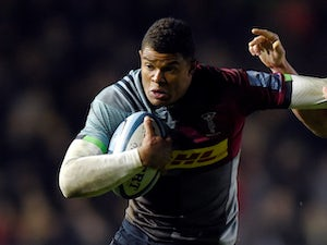 Late Nathan Earle try snatches victory for Harlequins at Bath