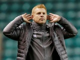 Celtic manager Neil Lennon pictured on March 2, 2019