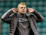 New Celtic manager Neil Lennon on March 2, 2019