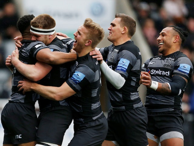 Result: Newcastle close to within five points of Worcester with Kingston Park success