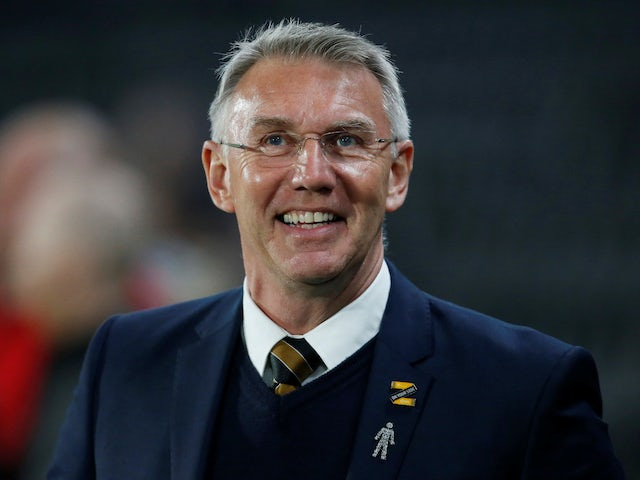 Nigel Adkins: Hull are still in the play-off mix