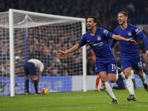 Chelsea beat Spurs to ease pressure on Sarri