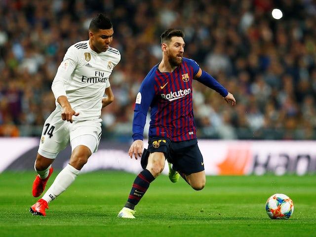 Preview Real Madrid Vs Barcelona Prediction Team News