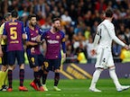 Ramos rues Real's missed chances after second El Clasico defeat in a week