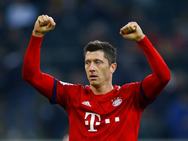 Lewandowski: 'January crunch talks saved Bayern season'