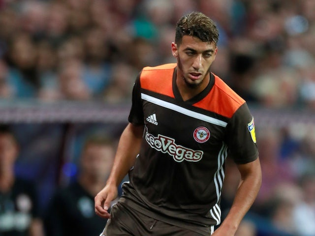 Arsenal, Spurs 'told £30m for Benrahma'