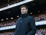 Rangers boss Steven Gerrard pictured in December 2018
