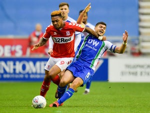Defences on top as Wigan and Middlesbrough share points
